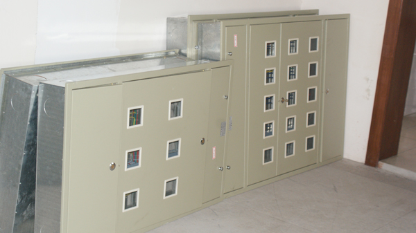 xjm电能计量箱